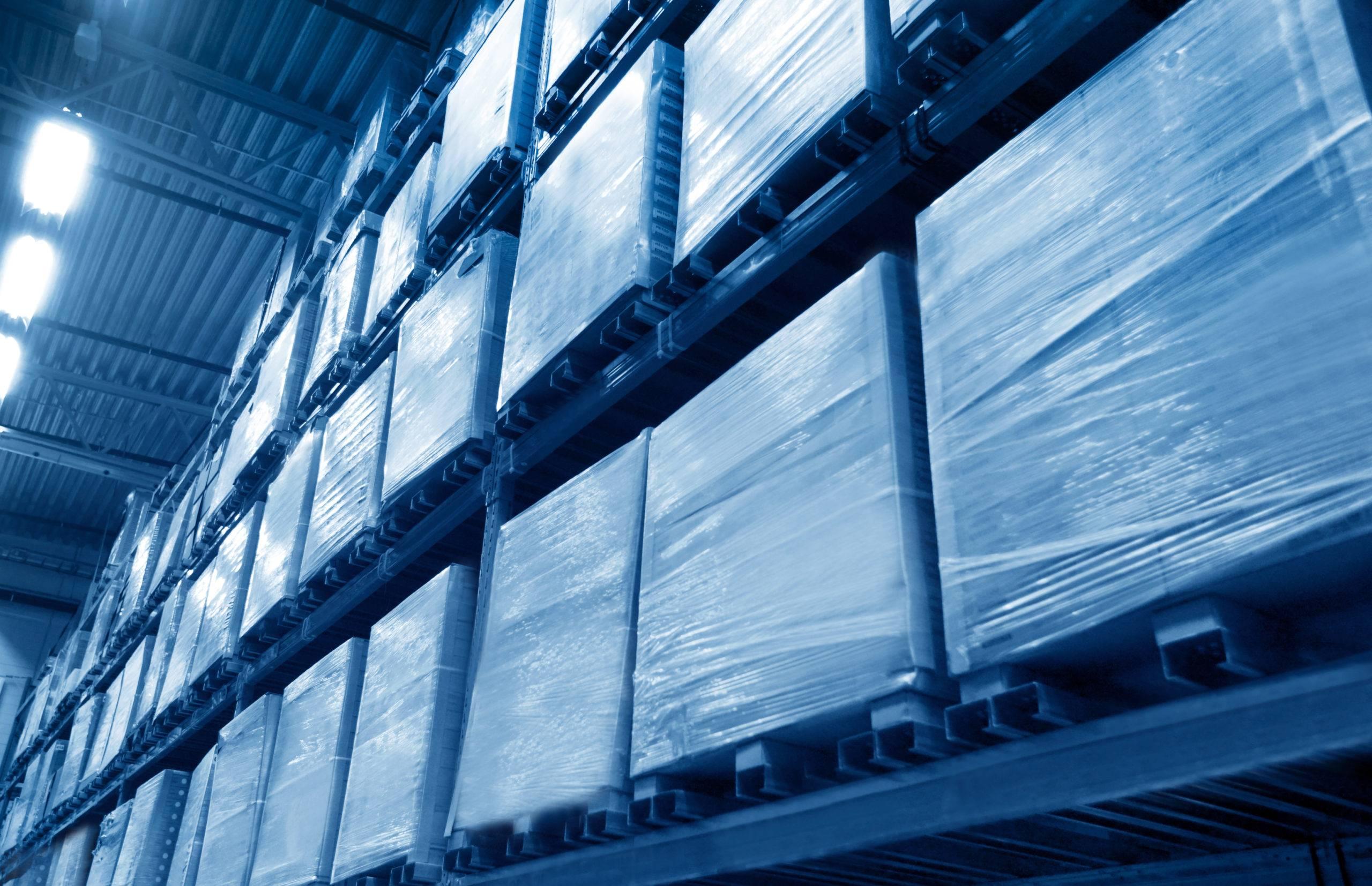 Pallet Storage Warehouse Dublin